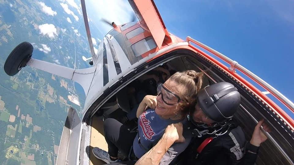 see savannah when you skydive with jump georgia