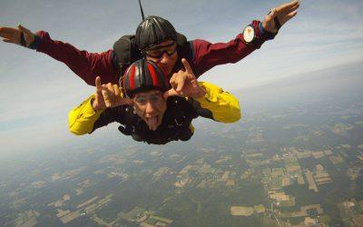 Cleveland Skydiving Center Black Friday Special
